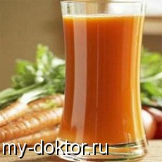 7 домашних соков, помогающих при менструальных болях и судорогах - MY-DOKTOR.RU