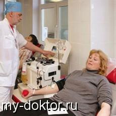 Атака на инфаркт методом плазмафереза - MY-DOKTOR.RU