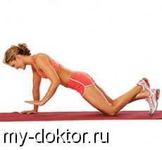 Эффективные упражнения для увеличения груди - MY-DOKTOR.RU