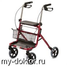 Ходунки для инвалидов и пожилых людей - MY-DOKTOR.RU