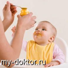Как вводить прикорм? .. 2 вопроса диетологу (вопрос-ответ) - MY-DOKTOR.RU