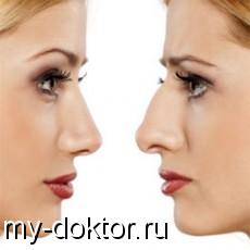 Красота лица и ринопластика - MY-DOKTOR.RU