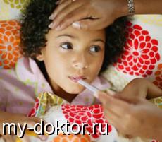 Лихорадка - MY-DOKTOR.RU