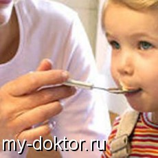Муколитические лекарства для детей. Вред или польза? - MY-DOKTOR.RU
