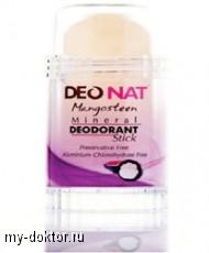 Натуральный природный дезодорант Деонат - MY-DOKTOR.RU