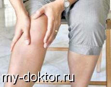 Отеки, их симптомы и лечение - MY-DOKTOR.RU