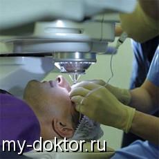 Передовая лазерная хирургия глаз в частных клиниках Израиля - MY-DOKTOR.RU