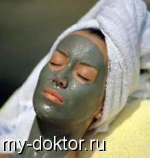 Применение косметической глины - MY-DOKTOR.RU