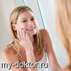 Прыщи и уход за кожей - MY-DOKTOR.RU