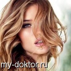 Тонирование мелированных волос - MY-DOKTOR.RU