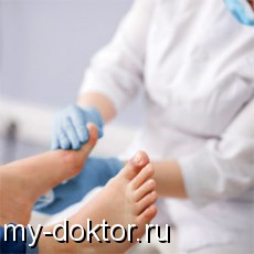 Уход за стопами - MY-DOKTOR.RU