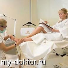 Вросший ноготь - MY-DOKTOR.RU
