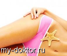 Забота и уход за интимными местами - MY-DOKTOR.RU