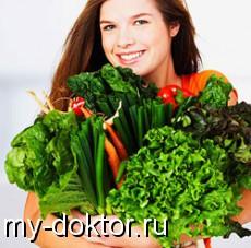 Зависимость гормонального фона женщины от ее питания и стиля жизни - MY-DOKTOR.RU