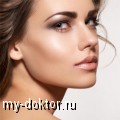 10 хитростей макияжа, которые сделают ваше лицо изящнее - MY-DOKTOR.RU
