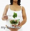 Что делать с лишним весом во время беременности? - MY-DOKTOR.RU