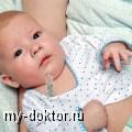 Декодируем симптомы болезней у новорожденных - MY-DOKTOR.RU
