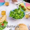 Диетическое лечение при дивертикулезе - MY-DOKTOR.RU