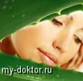 Домашняя косметология - алоэ для кожи и волос - MY-DOKTOR.RU