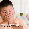 Если у ребенка избыточный вес - MY-DOKTOR.RU