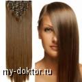 Как хранить волосы на заколках - MY-DOKTOR.RU