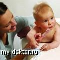 Как правильно чистить зубы ребенку? - MY-DOKTOR.RU