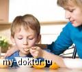 Как сократить количество сахара в детском рационе - MY-DOKTOR.RU
