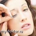 Как удалить наращенные ресницы с глаз - MY-DOKTOR.RU