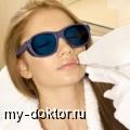 Лазерная косметология: глубокое дермальное омоложение - MY-DOKTOR.RU