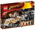 Лего: стань Индианой Джонсом и найди свой грааль - MY-DOKTOR.RU