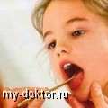 Лимфаденоидное кольцо глотки - MY-DOKTOR.RU