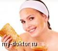 Медовые маски для лица и волос - MY-DOKTOR.RU