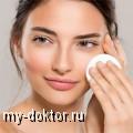 Мицеллярная вода – идеальное средство для чистки и увлажнения кожи - MY-DOKTOR.RU