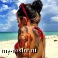 Особенности ухода за новой татуировкой - MY-DOKTOR.RU