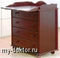 Пеленальный столик - MY-DOKTOR.RU