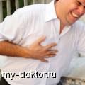 Симптомы и лечение межреберной невралгии - MY-DOKTOR.RU