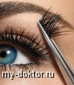 Трансплантация ресниц - MY-DOKTOR.RU