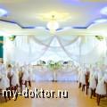 Украшение зала на свадьбу - MY-DOKTOR.RU