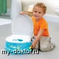 Выбираем горшок для малыша - MY-DOKTOR.RU