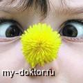 Запреты для потенциального аллергика - MY-DOKTOR.RU